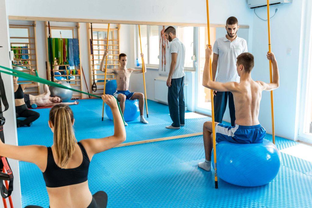 Вежбање по Шрот програму - Зона Комфора - Центар за киропрактику и терапије